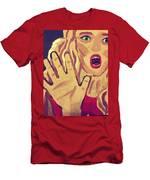 Victim Men's T-Shirt (Athletic Fit)
