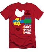 Woodstock Men's T-Shirt (Athletic Fit)