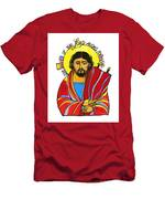Word Of The Lord - Mmwol Men's T-Shirt (Athletic Fit)