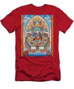 Zangdok Palri Men's T-Shirt (Athletic Fit)