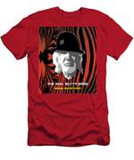 Zebra Blues Man Men's T-Shirt (Athletic Fit)