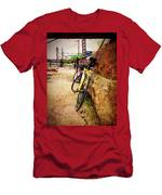 Abandoned And Beautiful Men's T-Shirt (Athletic Fit)