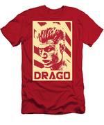 Ivan Drago Retro Propaganda Men's T-Shirt (Athletic Fit)