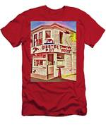 Provincetown Tradition Lobster Pot Men's T-Shirt (Athletic Fit)