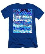 0137 Abstract Thought Men's T-Shirt (Athletic Fit)