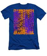 0347 Abstract Thought Men's T-Shirt (Athletic Fit)