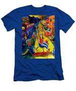 Urban Street People Men's T-Shirt (Athletic Fit)