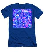 1166 Abstract Thought Men's T-Shirt (Athletic Fit)