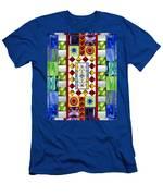 Bejeweled 1 Men's T-Shirt (Athletic Fit)