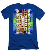 Bejeweled 1 Men's T-Shirt (Athletic Fit)