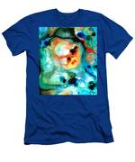 Abstract 5 - Abstract Art By Sharon Cummings Men's T-Shirt (Athletic Fit)