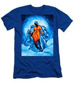 Assumption  Advocata Nostra Men's T-Shirt (Athletic Fit)