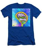 Brain Pop Men's T-Shirt (Athletic Fit)