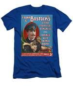 Circus Program, C1901 Men's T-Shirt (Athletic Fit)