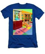 Crump Theatre Men's T-Shirt (Athletic Fit)