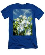 Delphinium Sky Original Men's T-Shirt (Athletic Fit)
