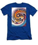 Digital Dunkin Men's T-Shirt (Athletic Fit)