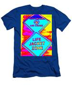 Don't Booze And Cruise Men's T-Shirt (Athletic Fit)