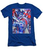 Dream Run 2001 Men's T-Shirt (Athletic Fit)