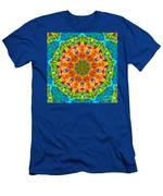 Flight Mandala Men's T-Shirt (Athletic Fit)