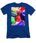 Glass Abstract 618 Men's T-Shirt (Athletic Fit)