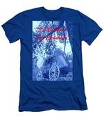 I'll Be Home For Christmas Men's T-Shirt (Athletic Fit)
