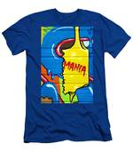 Mania Men's T-Shirt (Athletic Fit)