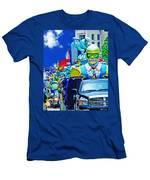 Mystique Rolls Men's T-Shirt (Athletic Fit)