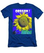 Oregon II Men's T-Shirt (Athletic Fit)