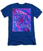 Star Of Joy Men's T-Shirt (Athletic Fit)