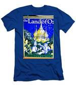 The Land Of Oz Men's T-Shirt (Athletic Fit)