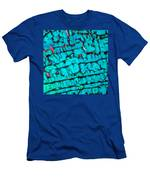 The Maze Men's T-Shirt (Athletic Fit)