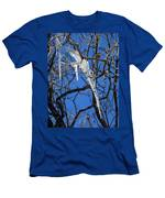 Twigs And Ice Men's T-Shirt (Athletic Fit)