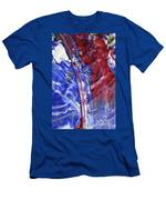 Wet Paint 61 Men's T-Shirt (Athletic Fit)