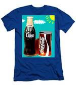 70's Coke Men's T-Shirt (Athletic Fit)