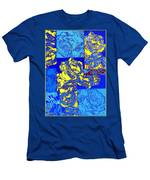 Abstract Fusion 22 Men's T-Shirt (Athletic Fit)