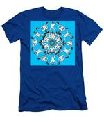 Kaleidoscoot Men's T-Shirt (Athletic Fit)