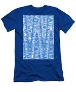 Moveonart Abstractice Men's T-Shirt (Athletic Fit)