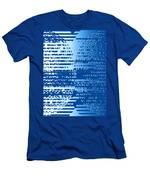 Moveonart Bracefortheshift Men's T-Shirt (Athletic Fit)