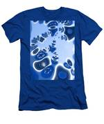Water Lilies 2 Men's T-Shirt (Athletic Fit)