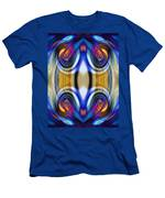Abstract 1 Men's T-Shirt (Athletic Fit)