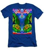 Colorful Life Men's T-Shirt (Athletic Fit)