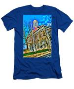 Howard County Courthouse Men's T-Shirt (Athletic Fit)