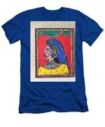 Madhubani  Men's T-Shirt (Athletic Fit)