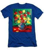 Roses Men's T-Shirt (Athletic Fit)