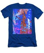 Abstract 6499 Men's T-Shirt (Athletic Fit)