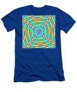 Abstract 709 Men's T-Shirt (Athletic Fit)