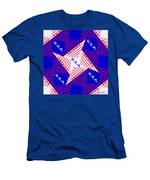 America-usa Men's T-Shirt (Athletic Fit)