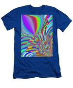 Bloomin Colorful Men's T-Shirt (Athletic Fit)