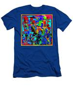 Blowin' The Horn For Heroin....tony Adamo/ Men's T-Shirt (Athletic Fit)